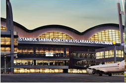 Transfer from Ataturk airport to Sabiha Gökçen airport